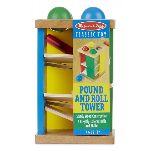 Pound & Roll Tower