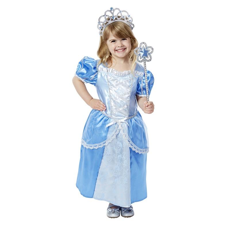 Royal Princess Role Play Costume Set