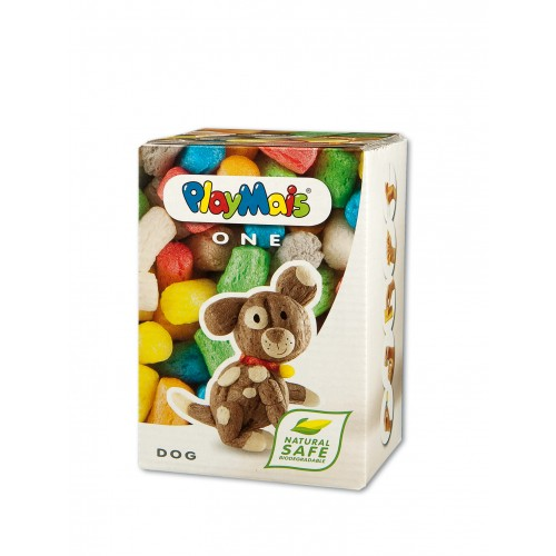 PlayMais One Dog (70 pcs)