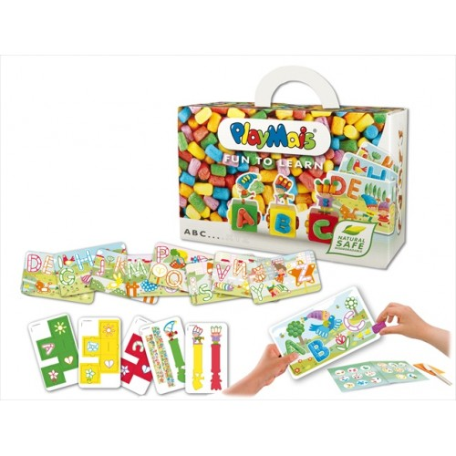 PlayMais Fun to Learn ABC's (550 pcs)