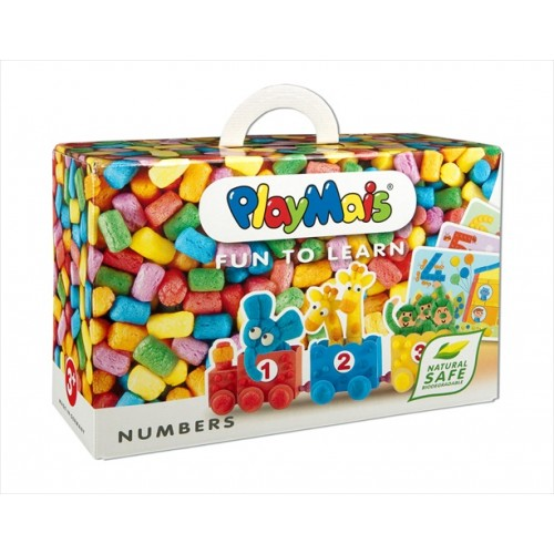 PlayMais Fun to Learn Numbers (550 pcs)