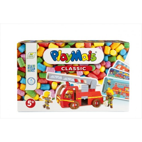 PlayMais Firetruck (550 pcs)