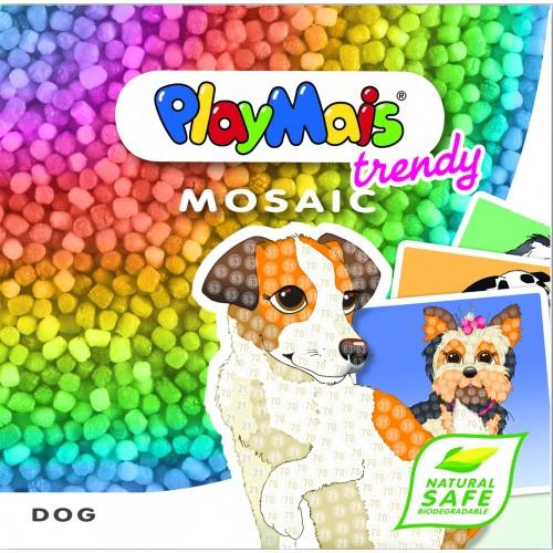 PlayMais Mosaic Trendy Dog