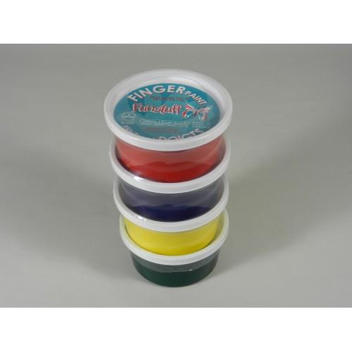 Finger Paint Set (4 colours)