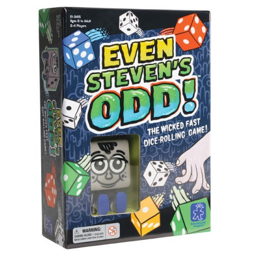 Even Steven's Odd!™ Math Game