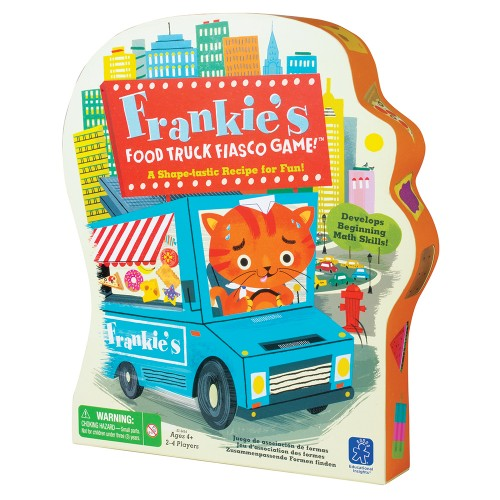 Frankie's Food Truck Fiasco Game!™