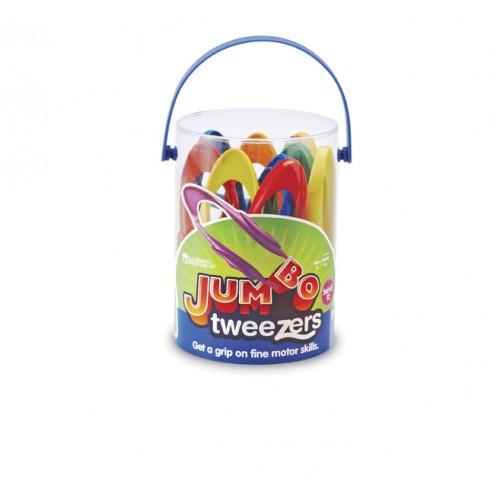 Jumbo Tweezers Set