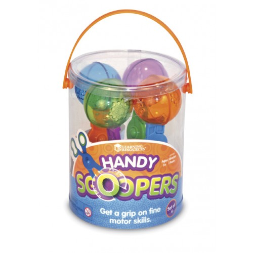 Handy Scoopers (Set of 4)
