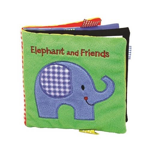 Elephant and Friends (Baby Soft Book)