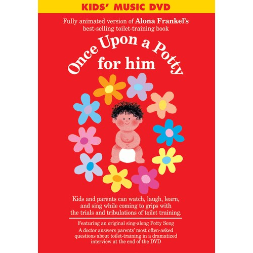 Once Upon a Potty for Boys (DVD)