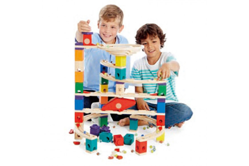 The Majesty of the Marble Run – a Great Anxiety Reliever for Special Needs Children